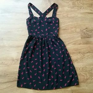 Modcloth Horsey Dress
